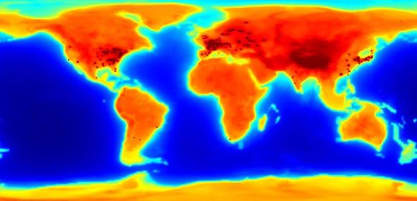 Mit Antineutrinos den radioaktiven Zerfall im Erdinneren kartieren